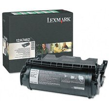 12A7462 High-Yield Toner, 21000 Page-Yield