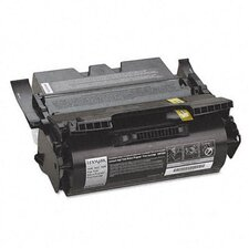64015HA High-Yield Toner, 21000 Page-Yield