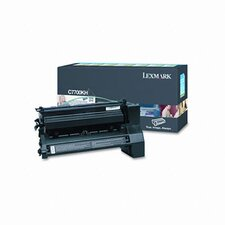 C7700KH High-Yield Toner, 10000 Page-Yield