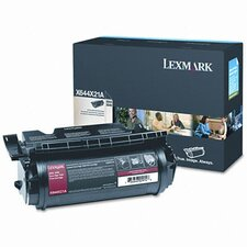 X644X21A Laser Cartridge, Extra High-Yield, Black