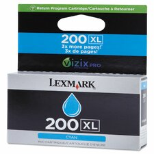 200XL High-Yield Color Ink Cartridge