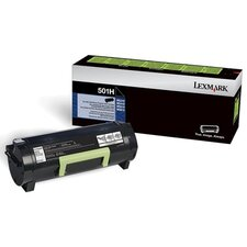 50F1H00 High-Yield Toner Cartridge