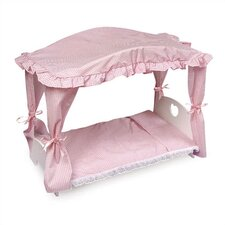 <strong>Badger Basket</strong> Doll Canopy Bed