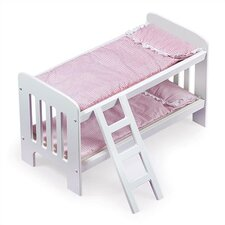 <strong>Badger Basket</strong> Doll Bunk Beds