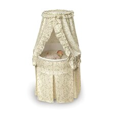 <strong>Badger Basket</strong> Empress Round Baby Bassinet