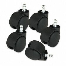 Deluxe Casters (Set of 5)