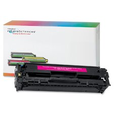 Toner Cartridge, 1,300 Page Yield, Magenta