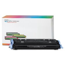 Toner Cartridge, 2,500 Page Yield, Black