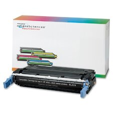 Toner Cartridge, 9,000 Page Yield, Black
