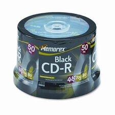 CD - R Discs, 50/Pack