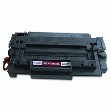 MICR Toner for LJ P3005, M3027/3035mfp, Equivalent to HEW-Q7551A