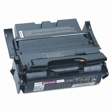MICR Toner for T640, T642, T644, Equivalent to LEX-64015HA