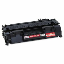 MICRTHN05A Compatible MICR Toner, 2300 Page-Yield, Black