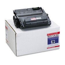 MICRTJN38A Compatible MICR Toner, 15000 Page-Yield, Black