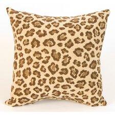 Tanzania Cheetah Print Pillow