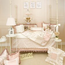 <strong>Glenna Jean</strong> Madison 5 Piece Crib Bedding Collection with Check Pillow