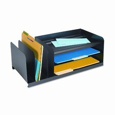 Steelmaster Legal-Size Organizer