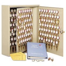 Steelmaster Dupli-Key Two-Tag Cabinet, 60-Key