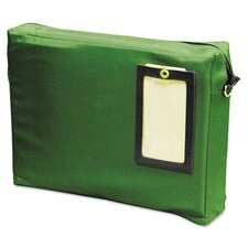 Expandable Dark Green Transit Sack