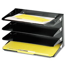 <strong>MMF Industries</strong> Steelmaster Steelmaster Multi-Tier Horizontal Legal Organizers, Four Tier