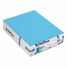 Britehue Multipurpose Colored Paper, 500/Ream
