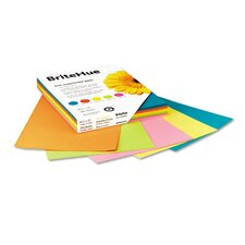 BritehueMultipurpose Colored Paper, 250 Sheets/Pack