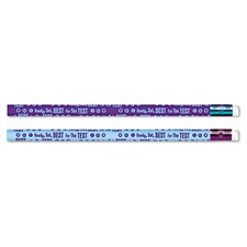 Decorated Pencil, Ready, 12/Pack