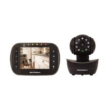 "3.5"" Digital Wireless Indoor Pet Monitor System"