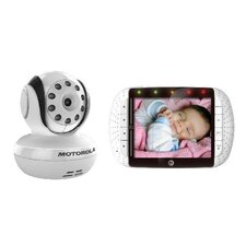 "<strong>Motorola</strong> Digital Video Baby Monitor with 3.5"" LCD Screen"