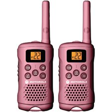 Motorola 16 Mile Talkabout 2 Way Radio