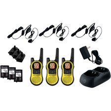 23 Mile Talkabout 2 Way Radios (Set of 3)