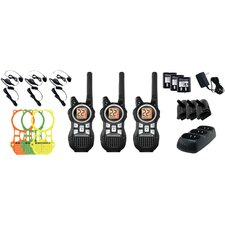 35 Mile Talkabout 2 Way Radio (Set of 3)