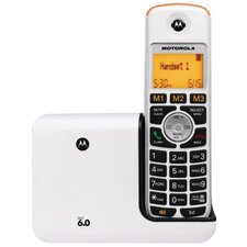Dect 6.0 Senior Edition Cordless Phone
