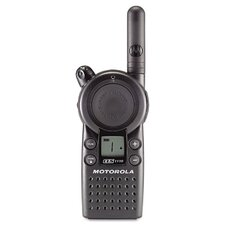 CLS Series Ultra Compact UHF 1-Channel 2-Way Radio