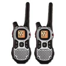 Talkabout GMRS 2-Way Radio (Set of 2)