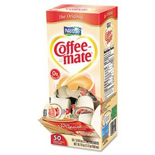 Coffee-Mate Original Creamer, 50 Creamers/Box