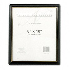 Ez Mount Document Frame, Plastic