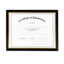 Framed Achievement/Appreciation Award, 18/Carton