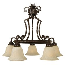 Riata 5 Light Chandelier