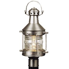 Nautical 1 Light Outdoor Post Lantern