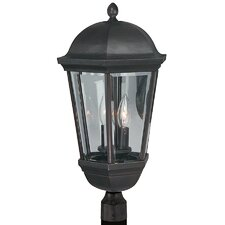 Britannia 3 Light Post Lantern