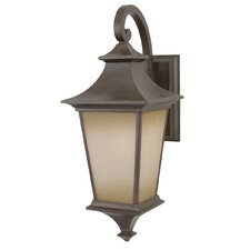 Argent Small Outdoor Wall Lantern