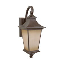 Argent Large Outdoor Wall Lantern