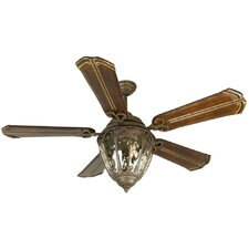 "56"" Olivier 5 Blade Ceiling Fan with Wall Remote"
