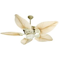 """56"""" Pavilion 5 Blade Ceiling Fan with Remote"""