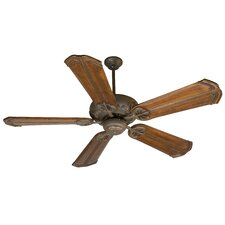 "56"" Cordova 5 Blade Ceiling Fan with Remote Control"