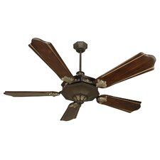 "<strong>Craftmade</strong> 56"" Beaumont 5 Blade Ceiling Fan with Remote"