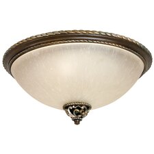 <strong>Craftmade</strong> Mia 3 Light Flush Mount