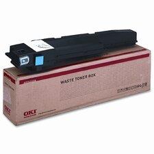 Waste Toner Bottle for Okidata C9600/C9800 Series Printers, 30K Page Yield