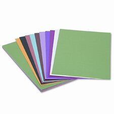 SunWorks Construction Paper, Heavy, 12 x 18, 10 Colors, 50 Sheets